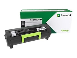 Lexmark 51B1H00 Main Image from Left-angle