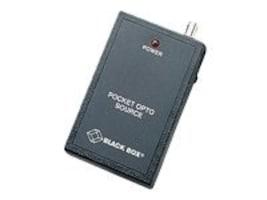 Black Box Fiber Talk'n Test, Pocket Opto Source (TS056A), TS056A, 437460, Network Test Equipment
