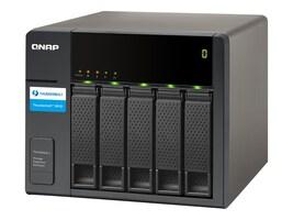 Qnap TVS871T Thunderbolt2 5-Bay 2.5 3.5 2-port Serial Enclosure, TX-500P-US, 30688539, Hard Drive Enclosures - Multiple