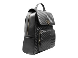 Eco Style CAPRI BACKPACK BLACK           CASEFITS LAPTOPS UP TO 13IN + TABLET, SLCPR-BPBK-13, 36395500, Carrying Cases - Other