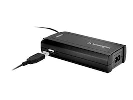 Kensington Laptop Charger with USB Power Port for Dell Laptop, K38084US, 12652621, Battery Chargers
