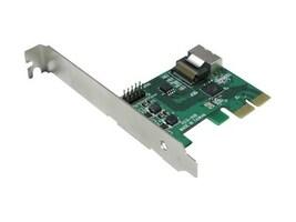 Addonics Internal mini SAS   4-SATA PCIe Controller, ADMS6GPX2, 16215305, Controller Cards & I/O Boards