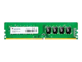 A-Data ADATA 2666 4GB UDIMM, DESKTOP BULK PACK, AD4U2666W4G19-B, 37407154, Memory