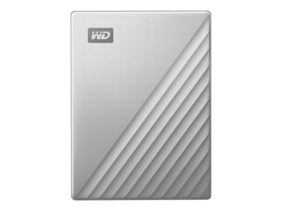 WD 2TB WD My Passport Ultra for Mac USB-C Portable Hard