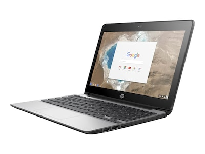 HP Chromebook 11 G5 EE 1.6GHz Celeron 11.6in display, 1FX82UT#ABA, 33659477, Notebooks