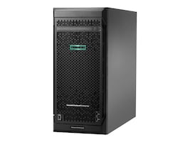 HPE ProLiant ML110 Gen10 Intel 2.1GHz Xeon Silver, P03687-S01, 35270334, Servers
