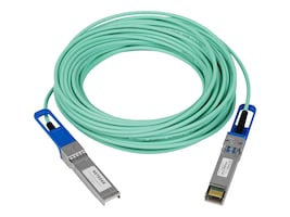 Netgear SFP+ Direct Attach Active Optical Cable, Aqua, 15m, AXC7615-10000S, 35389061, Cables