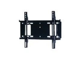 Peerless Universal Flat Wall Mount for 32-40 Displays, Black, PF640, 8446306, Stands & Mounts - AV