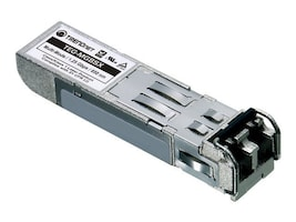 TRENDnet GbE SFP MM 1000BaseSX Transceiver, TEG-MGBSX, 5820542, Network Transceivers