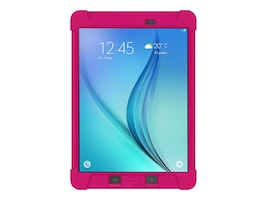 Amzer Silicone Skin Jelly Case for Samsung Galaxy Tab A 8.0, Hot Pink, AMZ97788, 33583791, Carrying Cases - Tablets & eReaders