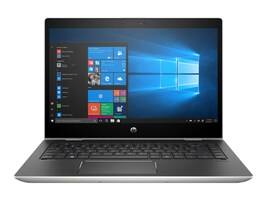 HP ProBook x360 440 G1 Core i7-8550U 1.8GHz 8GB 256GB PCIe ac BT IRWC 3C 14 FHD MT W10P64, 4PY43UT#ABA, 35696124, Notebooks - Convertible