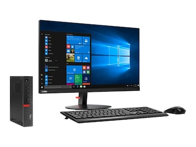Lenovo ThinkCentre M920 2.4GHz Core i7 16GB RAM 512GB hard drive, 10RS0036US, 37162978, Desktops
