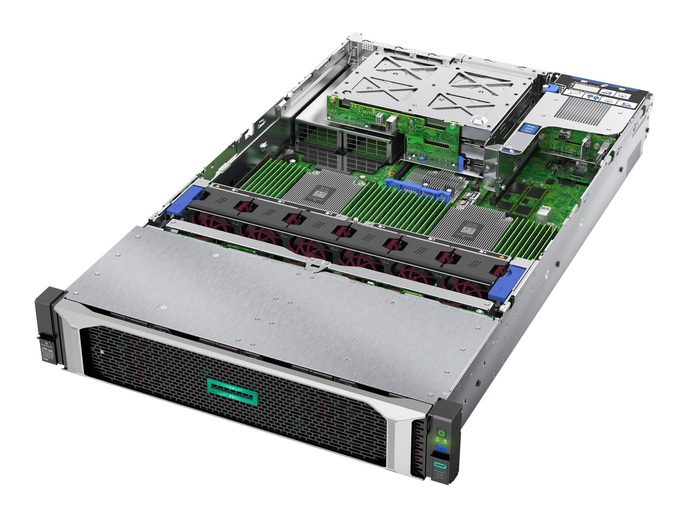 HP ProLiant DL385 Gen10 AMD 2 1GHz EPYC