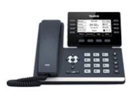 Yealink ULTRA-ELEGANT GIGABIT IP PHONE PERPWITH BUILD IN BT WIFI, SIP-T53W, 36619841, VoIP Phones