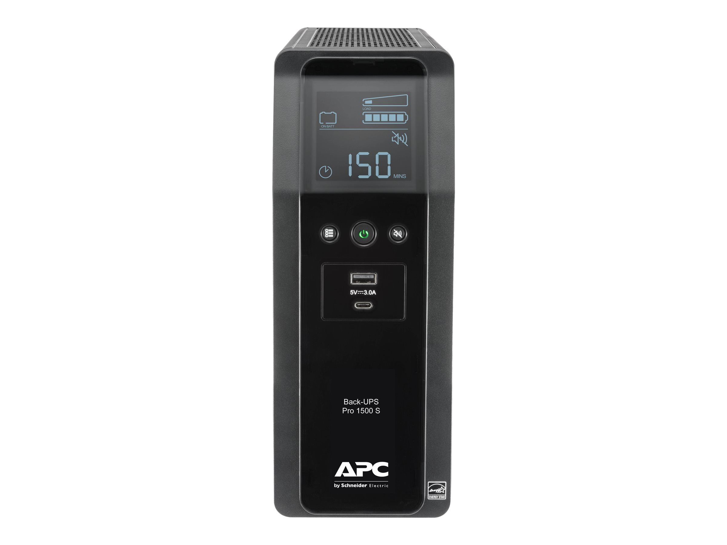 Apc Back Ups Pro Br 1500va Sinewave 10 Outlets 2 Usb Br1500ms 1500 Battery Wiring Diagram Free Picture