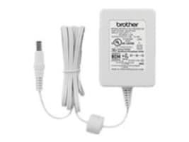 Brother WHITE P Touch AC Power Adapter, AD-24ESAW, 35535371, AC Power Adapters (external)