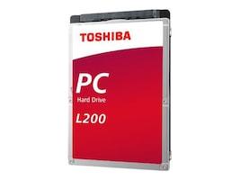 Toshiba 1TB L200 Laptop PC SATA 6Gb s 2.5 Slim Internal Hard Drive, HDWL110UZSVA, 36870075, Hard Drives - Internal