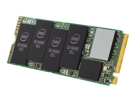 Intel SSDPEKNW010T9X1 Main Image from Right-angle