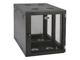 Tripp Lite SmartRack Heavy-Duty Side-Mount Wall-Mount Rack Enclosure Cabinet, SRW12UHD, 17797132, Racks & Cabinets