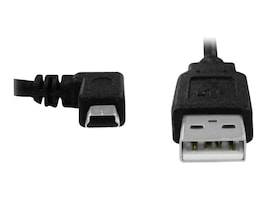 Ambir Mini USB 2.0 Type A to Mini-B Cable, 6ft, SA116-CB, 33951822, Cables