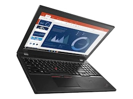 Lenovo TopSeller ThinkPad T560 2.3GHz Core i5 15.6in display, 20FH001QUS, 31220399, Notebooks