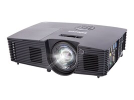 InFocus IN112V SVGA 3D DLP Projector, 3500 Lumens, Black, IN112V, 34381788, Projectors