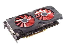 Pine Radeon RX 570 PCIe 3.0 x16 Graphics Card, 8GB GDDR5, RX570P8DFD6, 35071651, Graphics/Video Accelerators