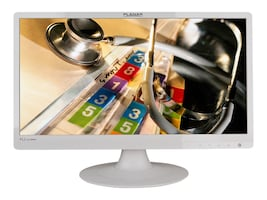 22 PLL2210MW LED Monitor with DC Power, White, 38-0034, 36601115, Monitors
