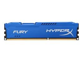 Kingston 8GB PC3-12800 DDR3 SDRAM Upgrade Module, HX316C10F/8, 17015962, Memory