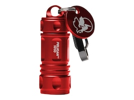 Pelican PROGEAR 1810 16L LED           ACCSKEYCHAIN FLASHLIGHT RED, 018100-0100-170, 36767959, Tools & Hardware