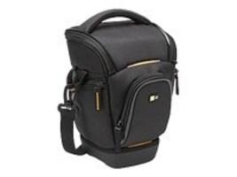 Case Logic SLR Zoom Holster, SLRC201BLACK, 33322268, Carrying Cases - Camera/Camcorder