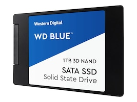 Western Digital WDS100T2B0A Main Image from Right-angle