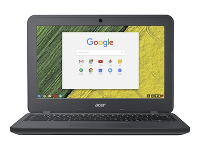 Acer Chromebook 11 N7 C731-C118 Celeron N3060 1.6GHz 4GB 32GB eMMC ac BT WC 11.6 HD Chrome OS, NX.GM8AA.006, 37383199, Notebooks