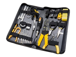 Syba 58 Pieces Computer Tool Kit with Slim Zipped Case, SY-ACC65052, 34152660, Tools & Hardware