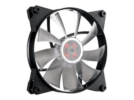 Cooler Master MasterFan Pro 140 Air Flow RGB 3 in 1 with RGB LED Controller, MFY-F4DC-083PC-R1, 34941061, Cooling Systems/Fans