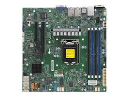 Supermicro MBD-X11SCH-F-B Main Image from Front