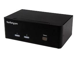 StarTech.com 2-port KVM USB 2.0 Switch with Dual VGA, SV231DVGAU2A, 23951301, KVM Switches