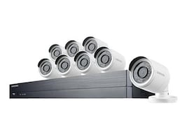 Samsung 16 Channel Full HD Video Security System with (8) Cameras, SDH-C75083BFN, 33695371, Video Capture Hardware