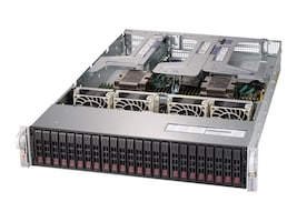 Supermicro SYS-2029UZ-TR4+ Main Image from Right-angle