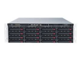Supermicro Chassis, SuperServer 6038R-E1CR16L 3U RM (2x)E5-2600 v3 Family Max.1TB DDR4 16x3.5 HS Bays 2x920W, SSG-6038R-E1CR16L, 29661304, Servers