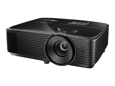 Optoma HD143X 1080p 3D Projector, 3000 Lumens, Black, HD143X, 35159097, Projectors