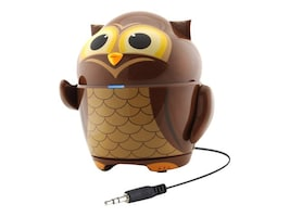 Accessory Power 3.5mm Speaker, GG-PAL-OWL, 36550590, Speakers - Audio