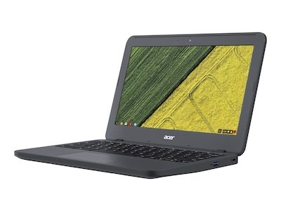 Acer Chromebook C731T-C0X8 Celeron N3060 1.6GHz 4GB 32GB SSD ac BT WC 3C 11.6 HD MT Chrome OS, NX.GM9AA.003, 34618298, Notebooks