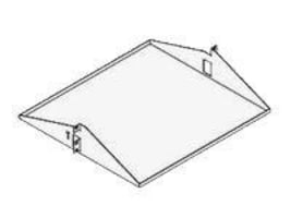 Chatsworth Shelf, Standard Solid, 11294-723, 12173515, Rack Mount Accessories