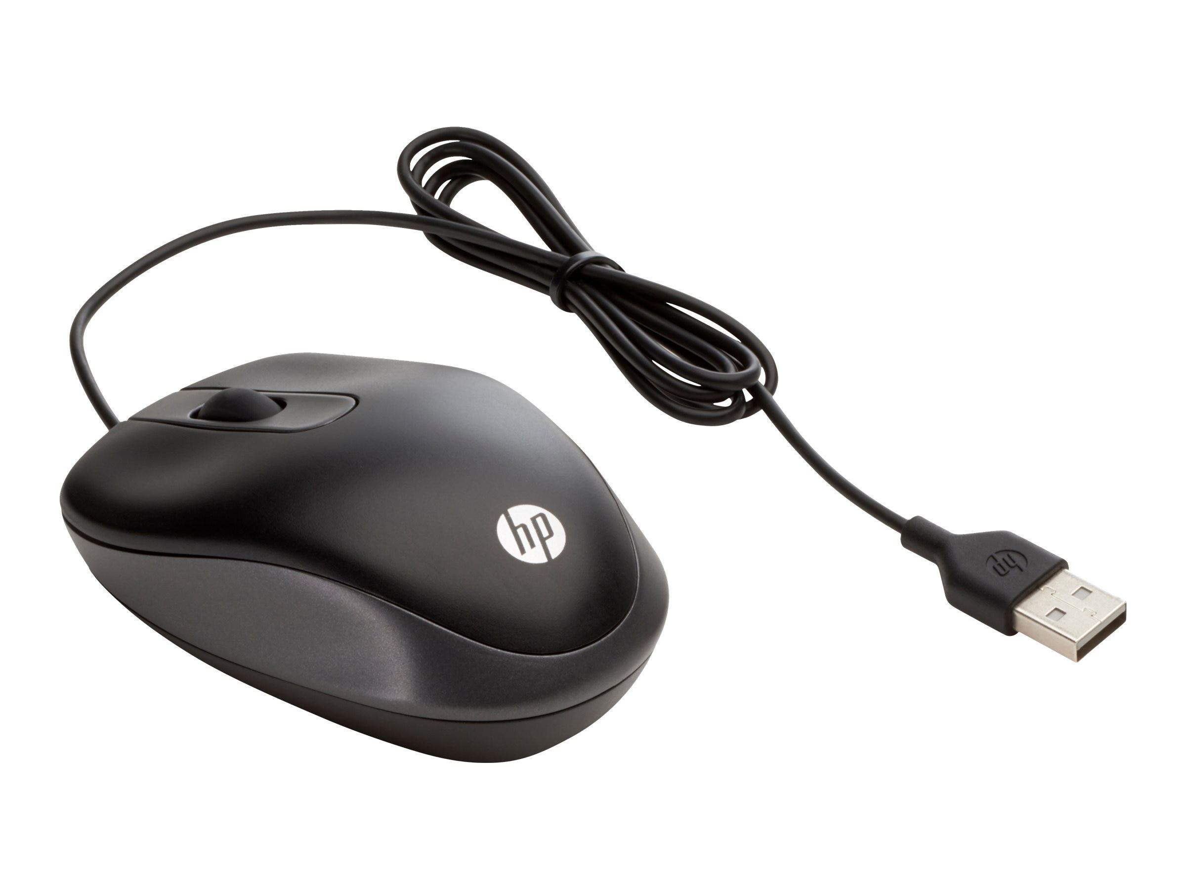 HP USB Travel Mouse (G1K28AA#ABA)