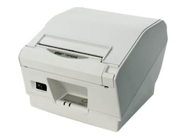 Star Micronics TSP800II THERMAL LABEL CUTTER  PRNTWLAN ETHERN AIRPRINT GRAY EXT PS, 37968230, 37052832, Printers - POS Receipt