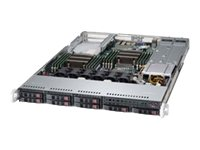 Supermicro SYS-1027R-72RFTP Main Image from Right-angle