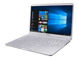 Samsung Notebook 9 Core i7-7500U 2.7GHz 16GB 256GB PCIe ac BT FR WC 940MX 15 FHD W10H, NP900X5N-X01US, 34763604, Notebooks