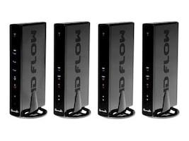 Peerless PeerAir Pro Wireless AV Multi-Display System with (5) Receivers, HDS300-5, 33649316, Video Extenders & Splitters