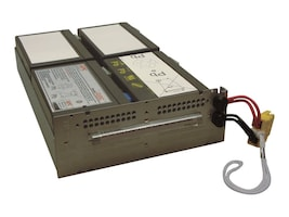 APC Replacement Battery Cartridge #133 for SMT1500RM2U, APCRBC133, 13865581, Batteries - Other